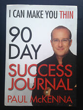 I Can Make You Thin 90 Day Success Journal, By Paul McKenna, P/B GC