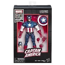 MARVEL LEGENDS 80TH ANNIVERSARY CAPTAIN AMERICA COMICS VERSION ACTION FIGURE