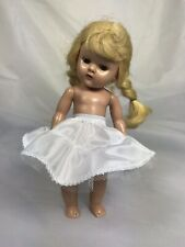 """White petticoat slip for Vogue Ginny doll 2 1//4"""" *more Colors Available*"""