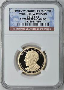 2013-S William Howard Taft 1909 1913 Deep Cameo Mirror Proof Upper Grading Range
