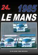 Le Mans 1985 - Review (New DVD) The Worlds greatest 24 Hour Endurance race