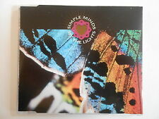 "SIMPLE MINDS : SEE THE LIGHTS ( 7"" & 12"" VERSION  ) [ CD PROMO ] ~ PORT GRATUIT"