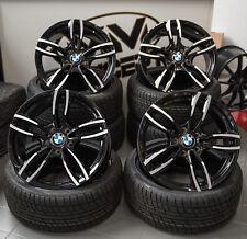 18 Zoll WH29 schwarz für BMW 1er 182 187 F20 F21 2er F22 F23 X3 X4 E46 CSL F10