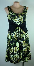 City Chic Polyester Hand-wash Only Floral Dresses for Women