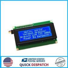 Geekcreit® IIC I2C 2004 204 20 X 4 Character LCD Display Screen Module Blue
