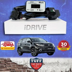 Toyota Kluger 2013 - 2019 iDrive WindBooster Electronic Throttle Controller