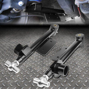 FOR 79-98 FORD MUSTANG PAIR ADJUSTABLE REAR SUSPENSION LOWER CONTROL ARMS KIT