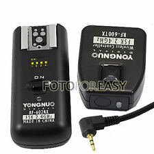 RF602 Wireless Flash Trigger Fr Canon EOS 60D 70D 60Da 550D 600D 650D 700D 1200D