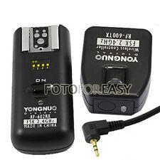 RF602 Disparador De Flash Inalámbrico FR Canon Eos 60d 70d 60da 550d 600d 650d 700d 1200d
