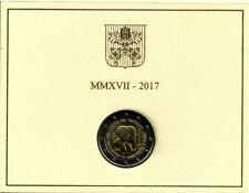 VATICANO. 2017. 2 EURO CONMEMORATIVOS. SAN PEDRO Y SAN PABLO