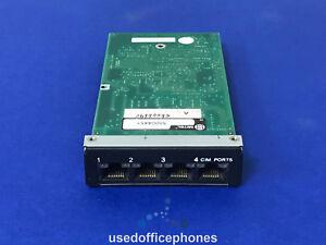 Mitel 3300 Quad CIM MMC Module 50004451 - Inc Delivery