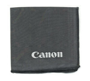 Panno microfibra Canon EOS Microfiber Cleaning Cloth obiettivo occhiali lens