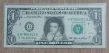 *NEW* Elvis Presley Collectible One Dollar Bill Note Mint Condition (301A)