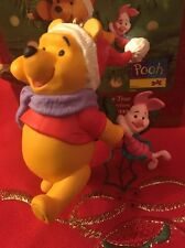 Christmas Disney Hallmark Keepsake Winnie Pooh Chooses The Tree Ornament NIB