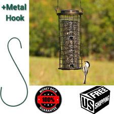 Bird Feeder Squirrel Stumper, Proof Wild Yard 3 Lb Seed Outdoor Hanging Garden