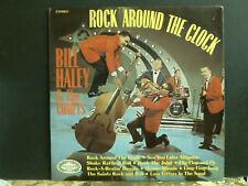 Bill Haley & LE COMETE Rock tutto il giorno LP BELLA COPIA!!!