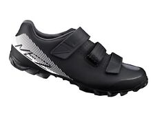 Shimano SH-ME2 Mountain Bike MTB Cycling Shoes Black/White ME2 - 43 (US 9.0)