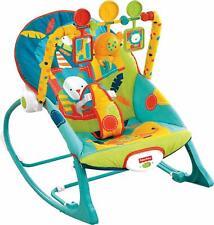 Fisher-Price Infant-to-Toddler Rocker - Circus Celebration