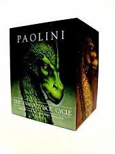 Inheritance Cycle 4-Book Hard Cover Boxed Set (Eragon, Eldest, Brisingr,...