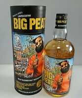 BIG PEAT THE ORANGE 0,7L 50% Vol Limited Edition
