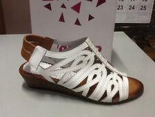 ladies sandal Cabello IM5005 white size 38/7