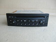 Peugeot 206 307 807 Partner RD3 Radio Stereo CD Player +FREE PROGRAMMING