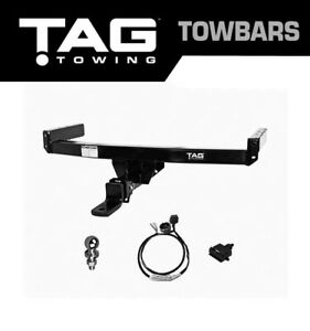 TAG Towbar to suit Ford Falcon (1999 - 2016) Towing Capacity: 2300kg