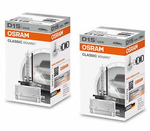 OSRAM D1S 35W 66140CLC CLASSIC Original Xenon Scheinwerfer Lampe
