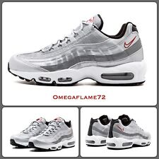 Nike Air Max 95 Premium 97 OG Silver Bullet 918359-001 UK 7.5, EU 42, US 8.5