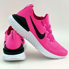Nike Epic React Flyknit 2 Pink Blast Women's Running Shoes Sneakers BQ8927 601