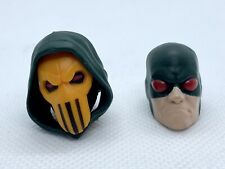Marvel Legends Hydra Soldier Heads TRU Exclusive 2-Pack Toys R Us Custom Fodder