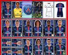 CHAMPIONS LEAGUE 2015-16 Topps -Figurine-stickers - PSG TEAM -New
