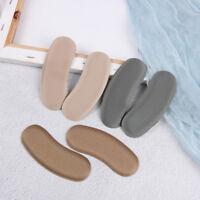 3 paires de chaussures en tissu collant au dos et au talonLTAFW