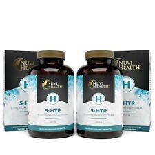 5-HTP 400 Kapseln - 200 mg reines 5HTP - Griffonia-Samenextrakt 99%  Peak-X Frei
