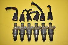 94 95 96 Ford Mustang Fuel Injectors 3.8L SET OEM