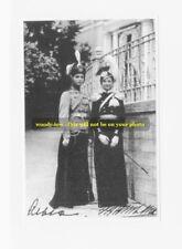 "mm389 - Grand Duchesses Olga & Tatiana Romanov in uniforms  -  photo 6x4"""