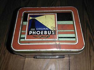 Uralte Phoebus Kocher Dose Made In Austria