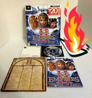 🕹️🔥 Age of Empires II: The Age of Kings  13948 FAST SHIP NEAR MINT DISC L👀K⬇️