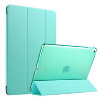 """For iPad Air Pro 9.7"""" 2017 Magnetic Ultra Slim Smart PU Leather Stand Case Cover"""