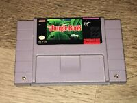 The Jungle Book Super Nintendo Snes Cleaned & Tested Authentic