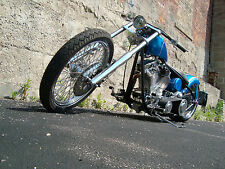 240/ 250/ 260 Wide Tire Dragster Rolling Chassis  Chopper Harley Custom