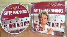 GITTE HAENNING -  My Star - Meine Lieder  (2015) OVP