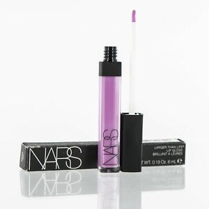 NARS LARGER THAN LIFE LIP GLOSS ANNEES FOLLES 0.19 OZ NEW IN BOX