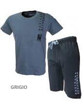 Completo ACTIVEWEAR Uomo NAVIGARE T-shirt Pantalone corto abito mare 2400120