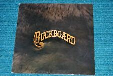 BUCKBOARD S/T Private Country LP BEND OREGON SIGNED! '83
