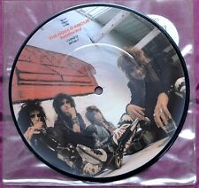 "The Dog's D'amour – Satellite Kid 7"" Ltd Edition Picture Disc – CHINP 17 – Ex"