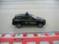 N380-0,5# Wiking H0 Modell/PKW Audi Q7, THW Technisches Hilfswerk Lauf, NEUW