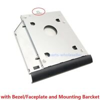 2nd HDD SSD Hard Drive Caddy for Lenovo G40-30 45 75 G40-70 G40-80 G50-80 G70-80