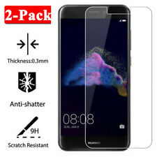 For Huawei P Smart P9 P10 P20 P30 P40 Lite Tempered Glass Screen Protector 2Pcs