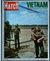 PARIS-MATCH 1965 GUERRE VIETNAM USA INDOCHINE WAR VIET CONG SAIGON MINH PHOTOS